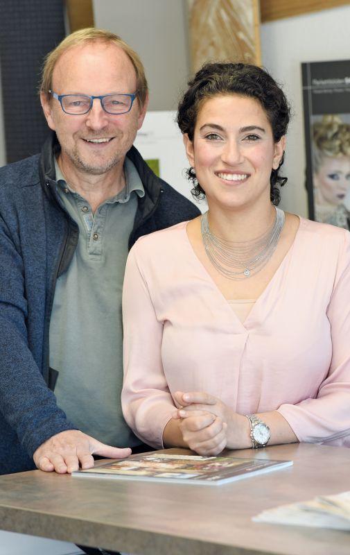 Uwe Masch & Sadiye Karahan, Geschäftsleitung